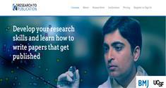 برگزاري دوره آموزشي Online با عنوان Research to Publication توسط ناشر BMJ